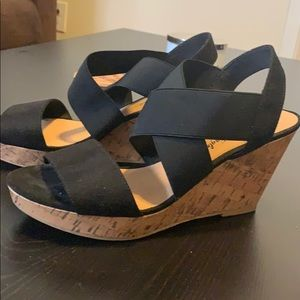American Eagle Outfitters Shoes - Wedges- worn twice